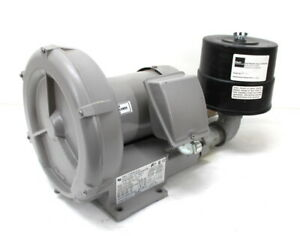 Fuji 0 56hp Ring Compressor Vfc300a 7w Regenerative Blower 200 460v 3 Ph 56 Cfm