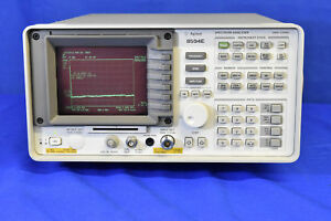 Agilent 8594e Spectrum Analyzer 9 Khz 2 9 Ghz