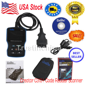 Creator C310 Code Reader Scanner For Bmw Diagnostic Scan Tool In Us