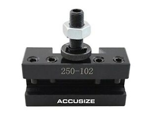 Accusize Tools 1axa Boring Turning And Facing Holder Quick Change Tool Holder