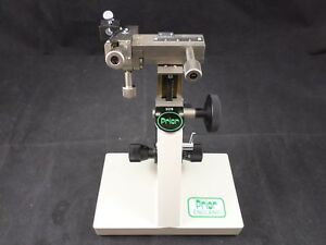 Prior Scientific 3 axis Xyz Fine Manual Micromanipulator Probe Positioner Right