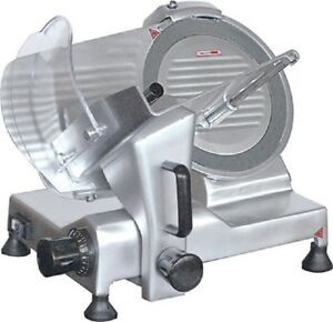 Pantin Commercial Semi automatic 12 Stainless Steel 1 3 Hp Meat Slicer Machine