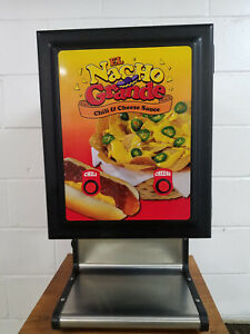 Star 5301 Double Hot Chili Nacho Cheese Dispenser Tested 120v