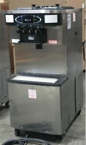 3 Used Taylor C 713 Air Cooled Three Phase Soft Ice Cream Machine