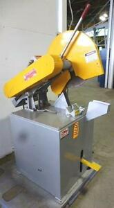 Everett Abrasive Saw 20 22 No 20 22 29711