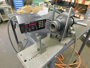 Haas 5c Rotary Collet Indexer Model 5c Controller