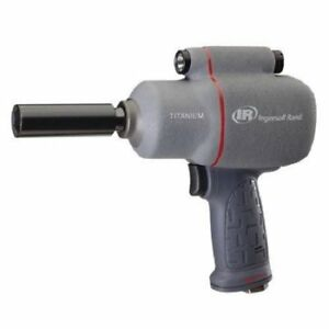 Ingersoll Rand 2135qxpa Quiet 1 2 Air Impact With 2135m Boot And Led Light