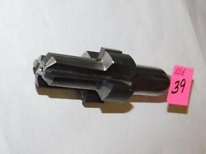 Aerospace carbide Tipped contour Port Cutter 750 1 312
