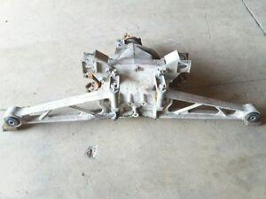 84 96 Chevrolet Corvette At Carrier Differential W Axle Support 162k Oem