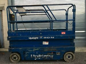 20ft Up right Electric Scissor Lift X20n Man Aerial Platform Lift 66000 0