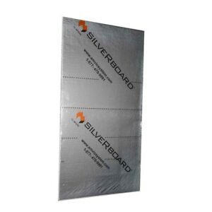 Wall Insulation Panels Ceiling Foam Board Sound Radiant Acoustic Vapor 5 Piece