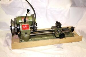 Unimat Model Sl Lathe precision Drill Press And Milling Features