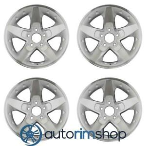 New 16 Replacement Wheels Rims For Gmc Sonoma S15 Jimmy 2001 2005 Set
