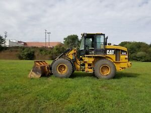 2007 Cat 924g Wheel Loader