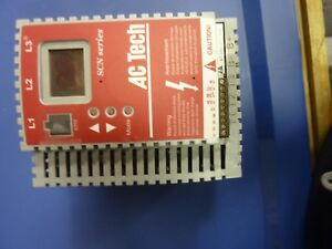 Ac Tech Sn215s Variable Speed Ac Motor Drive new