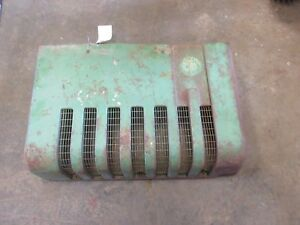 John Deere B Right Grill Screen