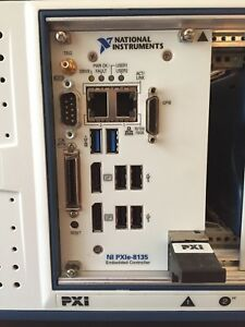National Instruments Ni Pxie 8135 Controller 2 3 Ghz Quad core