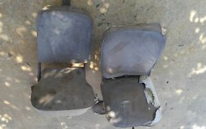 1948 To 1952 Ford Truck Coe Bucket Seats F5 F6