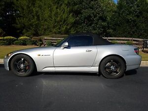 4x 16 Wheel Rims With New Tires S2000 225 50 R16 5x114 3