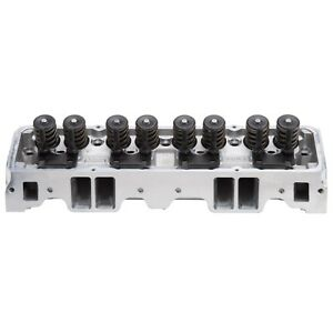 Edelbrock 608919 Performer Series Rpm Cylinder Head Fits Chevy 302 327 350 400
