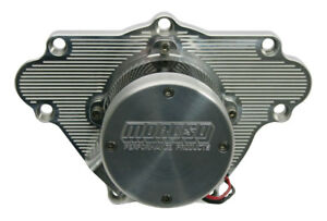 Moroso 63565 High Flow Electric Water Pump Fits Small Block Mopar