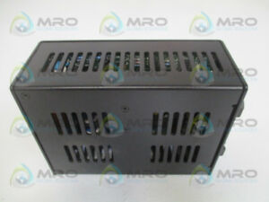 Weidmuller 9917790324 Power Supply used