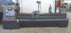 Clausing Colchester Engine Lathe 21 X 110 Inch mm 3 25 Hole 30177