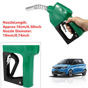 Nozzle Diesel Oil Petrol Dispensing Fuel Transfer Hand Tool Automatic Refuelling