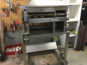 Nieco 9015 Automatic Broiler