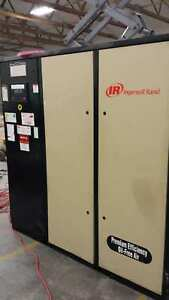 50 Hp Oil Free Ingersoll Rand Air Compressor Water Cooled