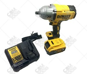 Dewalt Dcf899hp1 20v 5 0ah Xr 1 2 Brushless Impact Wrench Kit