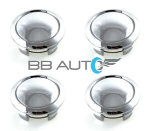 New Set Of 4 Chrome Alloy Wheel Center Caps For 04 09 Toyota Prius 69450 2 25