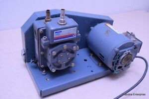 Welch 1400 Duoseal Vacuum Pump Model S55jxmpf 6788