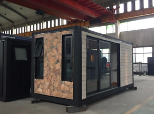 20 Ft Container House Mobile House Home Tiny House