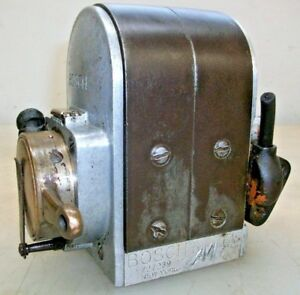 Bosch Zev 45 Degree 2 Cylinder Magneto Antique Motorcycle Gas Engine 1727239