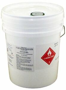 5 Gallon Pail Of Methanol Methyl Alcohol Fuel Racing Biodiesel Injection Diesel