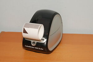 Dymo Labelwriter 450 Turbo Thermal Label Printer Tested