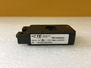 Amp Te Connectivity 90066 7 20 To 30 Awg Crimp Tool Head Assy Tested
