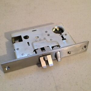Used Without Box Sargent Assa Abloy Mortise Lock Body
