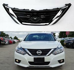 Front Bumper Upper Grille Assembly 623109hs1a For Nissan Altima 2016 2018