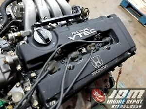 94 95 Honda Integra Gsr 1 8 Vtec Engine 5spd Swap B18c Jdm 1013494 Free Shipping