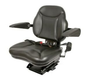 Deluxe Big Boy Tractor Seat For John Deere Ford Case Ih