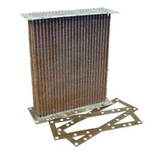 Ab4666r Radiator Core W Gaskets Made To Fit John Deere Tractor 50 520 530