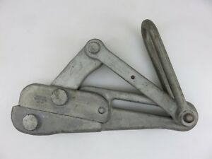 Klein 1628 16b Wire Cable Puller Tugger 15000 max 62 31 Made In Usa