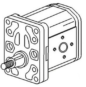 Ccw Hydraulic Pump For Long Tractor 2360 2460 2510 2610 680