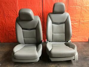 Oem 2013 2014 2015 2016 2017 Cadillac Xts Driver Left Passenger Right Seat Seats