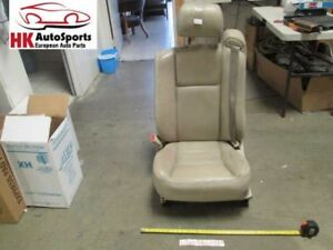 Bucket Seat Front Left Driver Beige Leather Opt Aq9 Oem Cadillac Cts 03 05 06 07