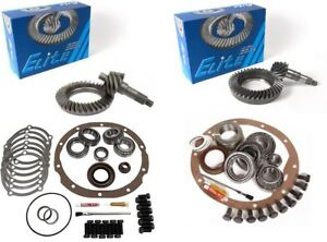 78 83 Ford F150 9 Dana 44 Reverse 4 11 Ring And Pinion Master Elite Gear Pkg