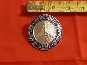 Mercedes Front Grille Badge Oe W108 W109 W110 W111 Fintail Sedan Coupe Cab