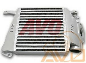 Avo Top Mount Intercooler 05 09 Legacy Gt outback Xt 08 Wrx 09 Forester
